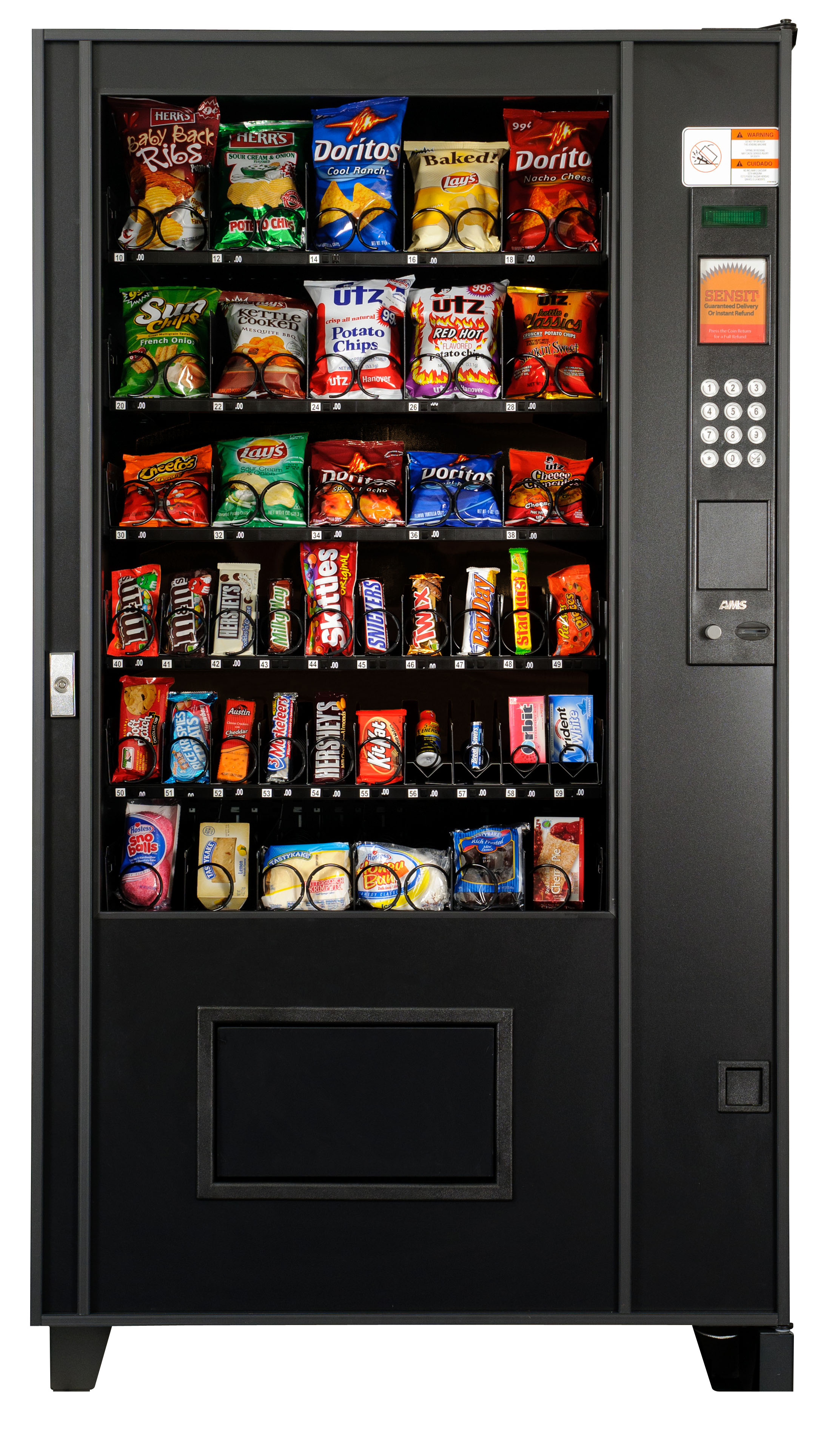 vending machine servicers