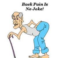 back old man